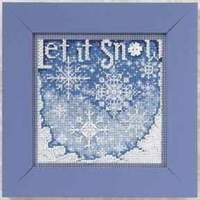 Набір для вишивки Mill Hill Snowfall (2010)