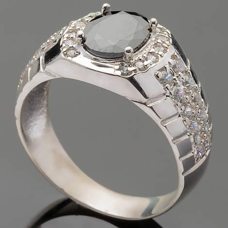Перстень мужской из серебра 925 пробы арт. 93к  продажа 921abebc5f0f8