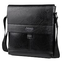 Мужская сумка JEEP BAGS черная