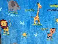 Детское одеяло-покрывало двойное 110х150 оптом