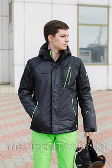 Мужская лыжная куртка Freever (7166) Серый, L