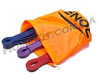 Резиновые петли (комплект 3 шт) нагрузка от 2 кг - 40 кг