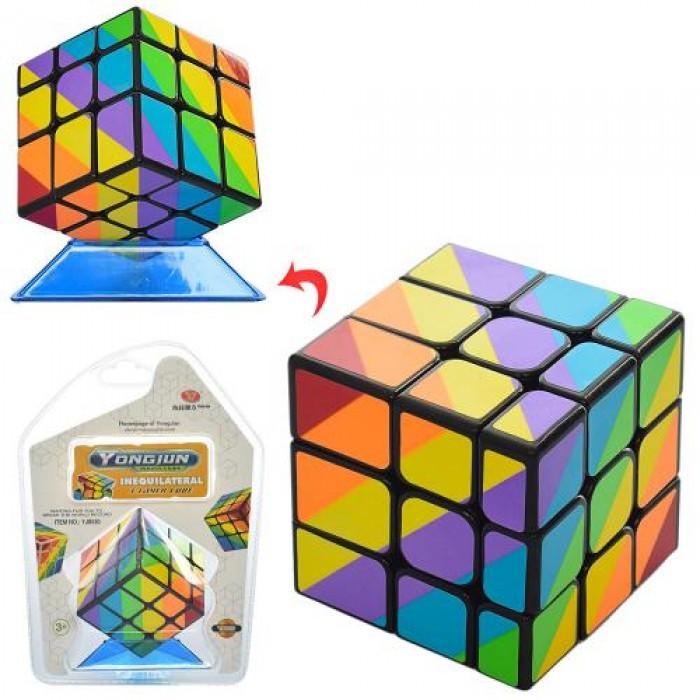 Кубик рубика YongJun YJ Inequilateral 3x3x3 (ВайДжей Инекуилатерал 3х3х3), в блістері