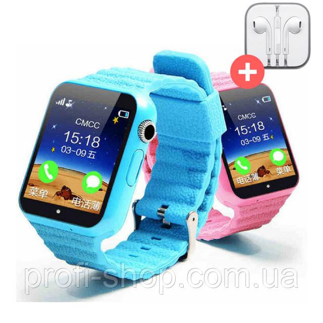 Детские умные часы Smart watch влагозащита V7K, Bluetooth