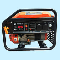 Генератор бензиновый DAEWOO GDA 2300 (2.0 кВт)