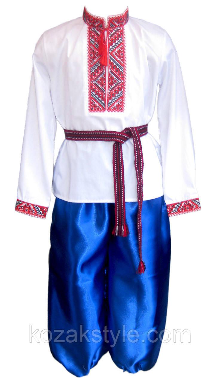 Костюм український для хлопчика ( від 5 по 8 років)  продажа 2ba78233f5c1e