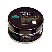 """Крем для тела на кедровом масле Organic Cedar """"Planeta Organica"""" для смягчения и упругости кожи"""
