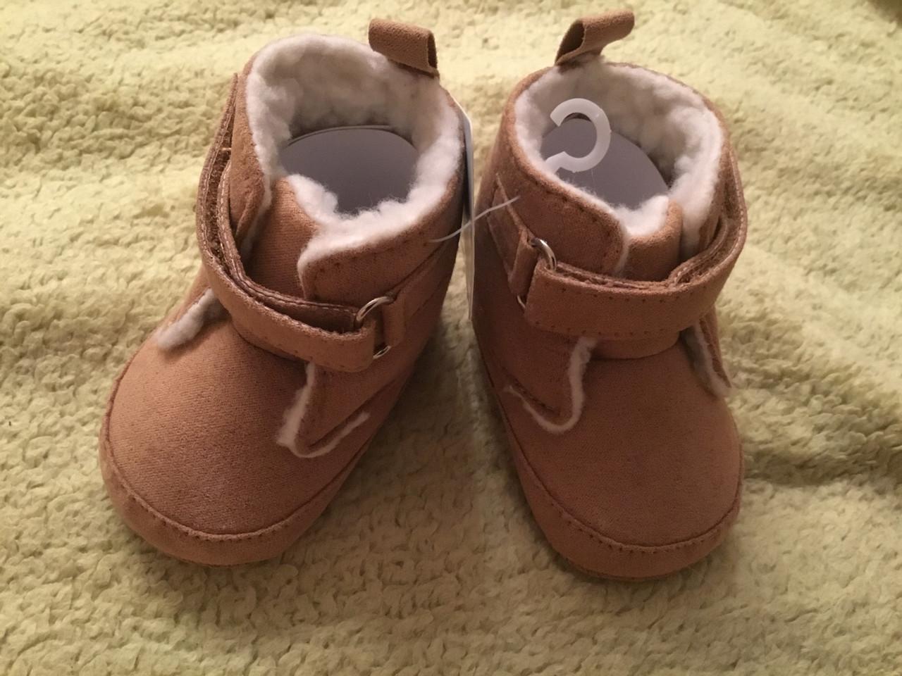 Обувь для новорождённого YOR