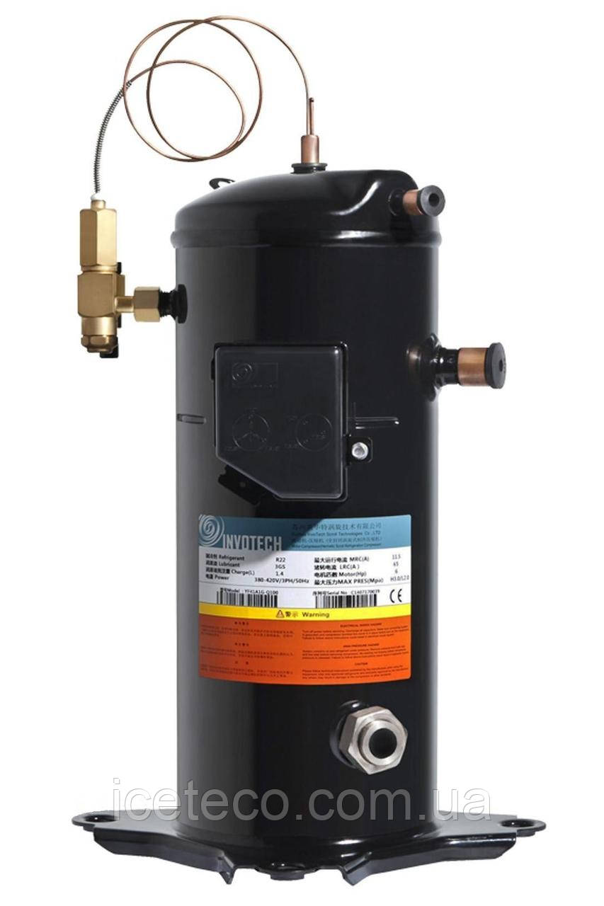 Компрессор спиральный YF41E1G-Q100 Invotech