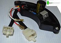 Регулятор напряжения - блок АВР для бензиновых электростанций  (AVR- 5.5) 5,5 KW 3 фази 380V