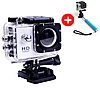 Экшн камера Sports Cam 720p 2' экран A7 Action camera водонепроницаемый бокс А 7 Waterproof 30m, фото 9