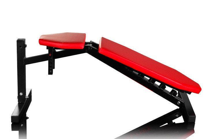 Скамья для жима лежа универсальная WCG Pro-20 наклонная