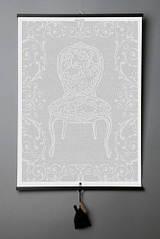 Книга на холсте Двенадцать стульев ( И.Ильфа и Е.Петров )