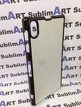 Чехол для 2D сублимации пластиковый на Sony Xperia Z1 (L39H) черный