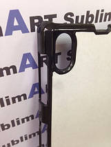 Чехол для 2D сублимации пластиковый на Sony Xperia Z1 (L39H) черный, фото 3