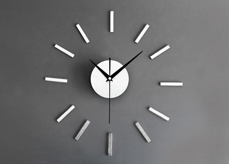 Часы на стену c 3D- эффектом