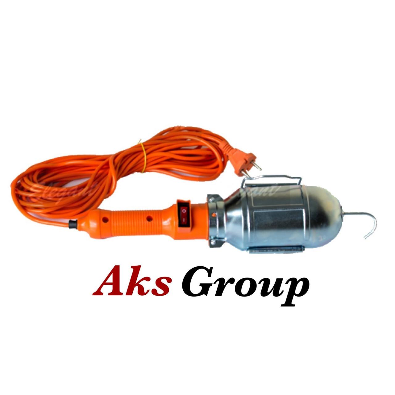 Ліхтар переносний Elegant Plus EL 101 535 шнур 10 м, 220 вольт