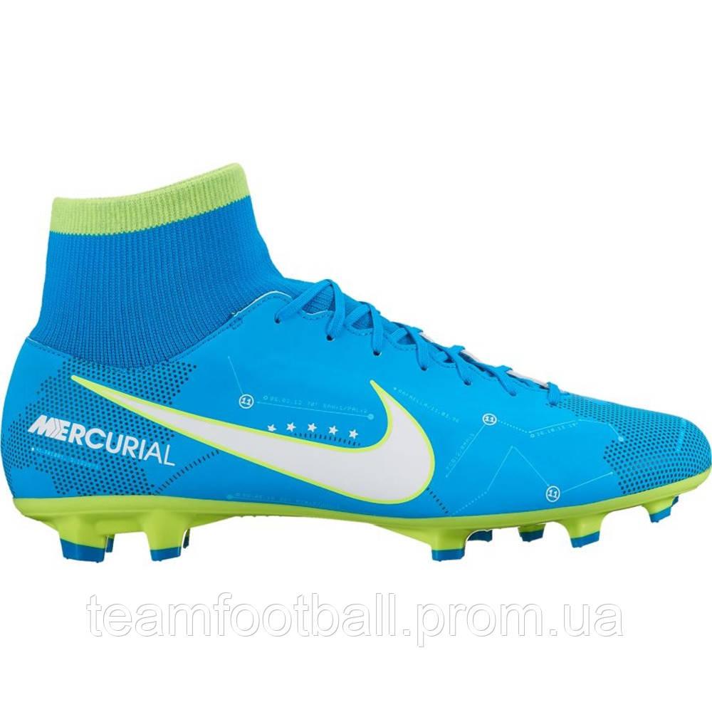 Бутсы Пластик SALE Футбольные Бутсы Nike Mercurial Victory VI DF Neymar FG  921506-400(01-07-05) 45.5 — в Категории