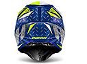 Шлем кроссовый Airoh Twist Iron (Blue), фото 4