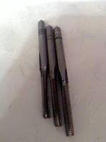Метчики м/р М2,5 комплект из 3 шт., Р18 ГОСТ 3266-81, фото 1