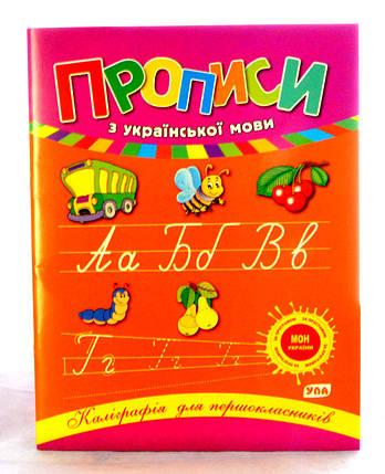 Прописи з української мови. Н.С.Леонова, фото 2