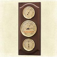 Барометр Moller 203050 Настенный интерьерный с термометром и гигрометром. Гарантия - 5 лет.