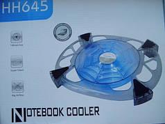 Подставка для ноутбука с охлаждением HH 645