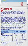 Mivolis DAS gesunde PLUS A-Z Komplett Tabletten, 100 St, фото 2