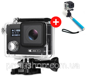 Экшн камера F88 WiFi 4K, Action Camera (аналог GoPro)