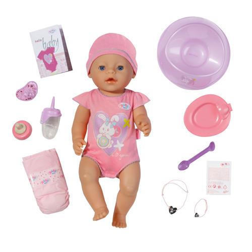 Кукла Baby Born Очаровательная малышка
