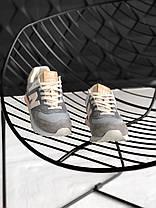 Женские кроссовки New Balance 574 grey,  нью беланс 574, фото 3