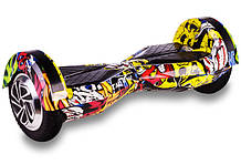 Гироскутер Smart Mini 8 Самобаланс Желтый Хип Хоп
