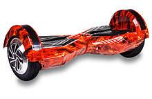 Гироскутер Smart Mini 8 с Самобалансом Пламя