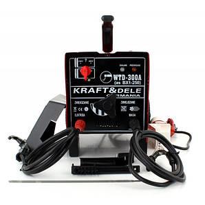 Зварювальний апарат Kraft & Dele 330А 230/400В