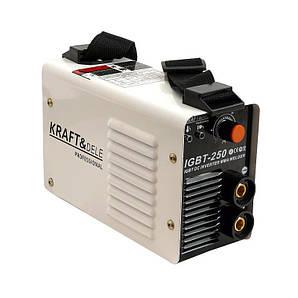 Зварювальний апарат інверторний Kraft & Dele ММА 250А 230В