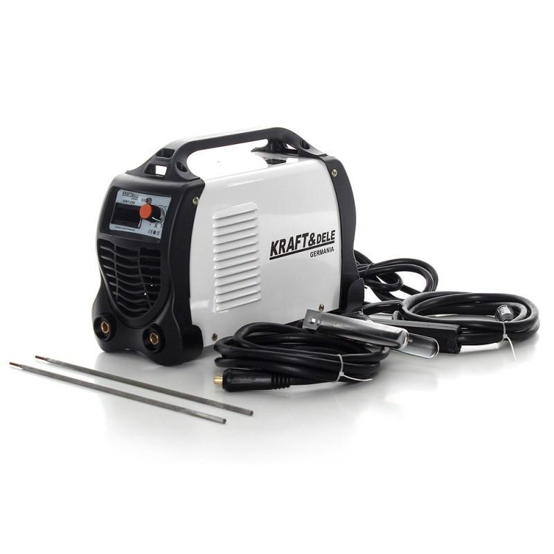 Сварочный аппарат инверторный Kraft&Dele MMA 250A LCD 230V
