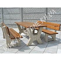 """Садовый стол со скамейками «Гарден - Верона"""" , фото 2"""