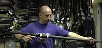 Ружьё для подводной охоты  Pelengas 140+; со смещённой рукоятью