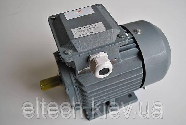 3кВт/1000 об/мин, фланец. 13AA-132S-6-В5. Электродвигатель асинхронный Lammers