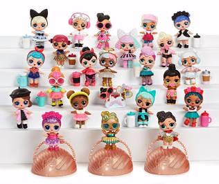 Серия 2 Старшие куклы ЛОЛ