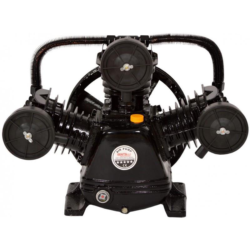 Компрессор 5.5 кВт 3 поршни  KD1406