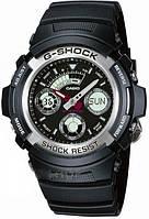 Мужские часы CASIO G-SHOCK AW-590-1AER