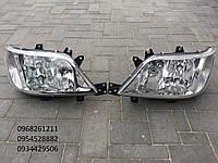 Фара левая / правая Mercedes Sprinter 03-06 (c галогенкой), фото 1