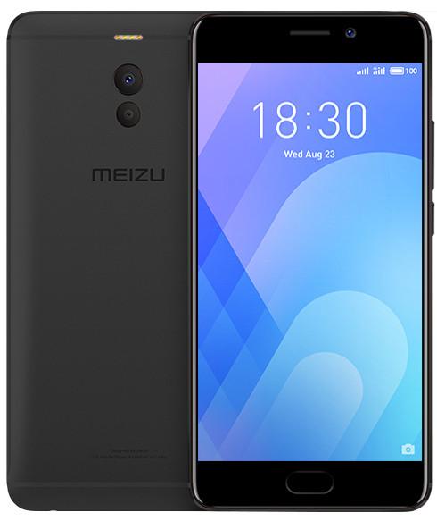 Meizu M6 Note 3/16GB  Global Version (Black)