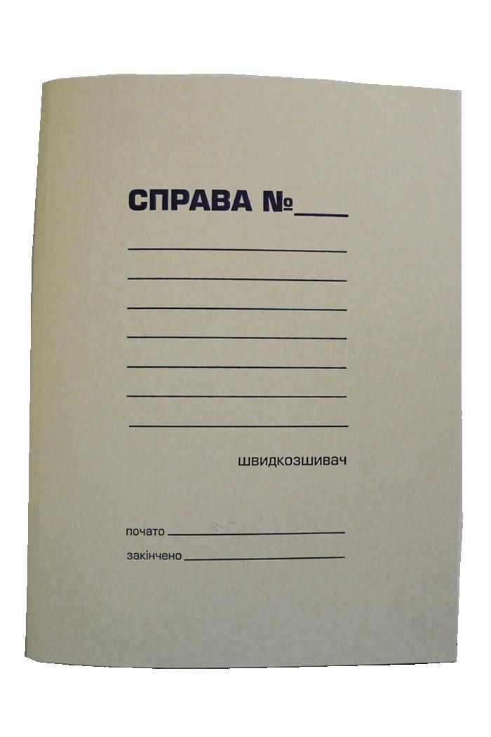 Скоросшиватель картонный А4, Buromax, BM.3334, 910417