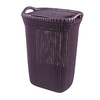 Корзина для белья Curver Knit  (57 л)