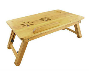 Стол для ноутбука с вентиляцией