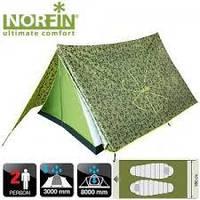 Палатка 2-х местная Norfin Tuna 2 3000мм