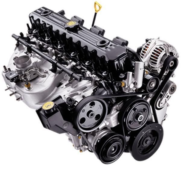 Двигатель Шевролет Лачетти