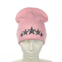 """Молодіжна шапка """"5 зірок"""", фото 1"""